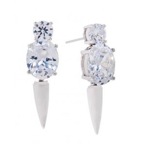 Your New Favorite Earrings! Cubic Zirconia